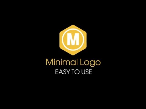 After Effects Template: Clean Logo