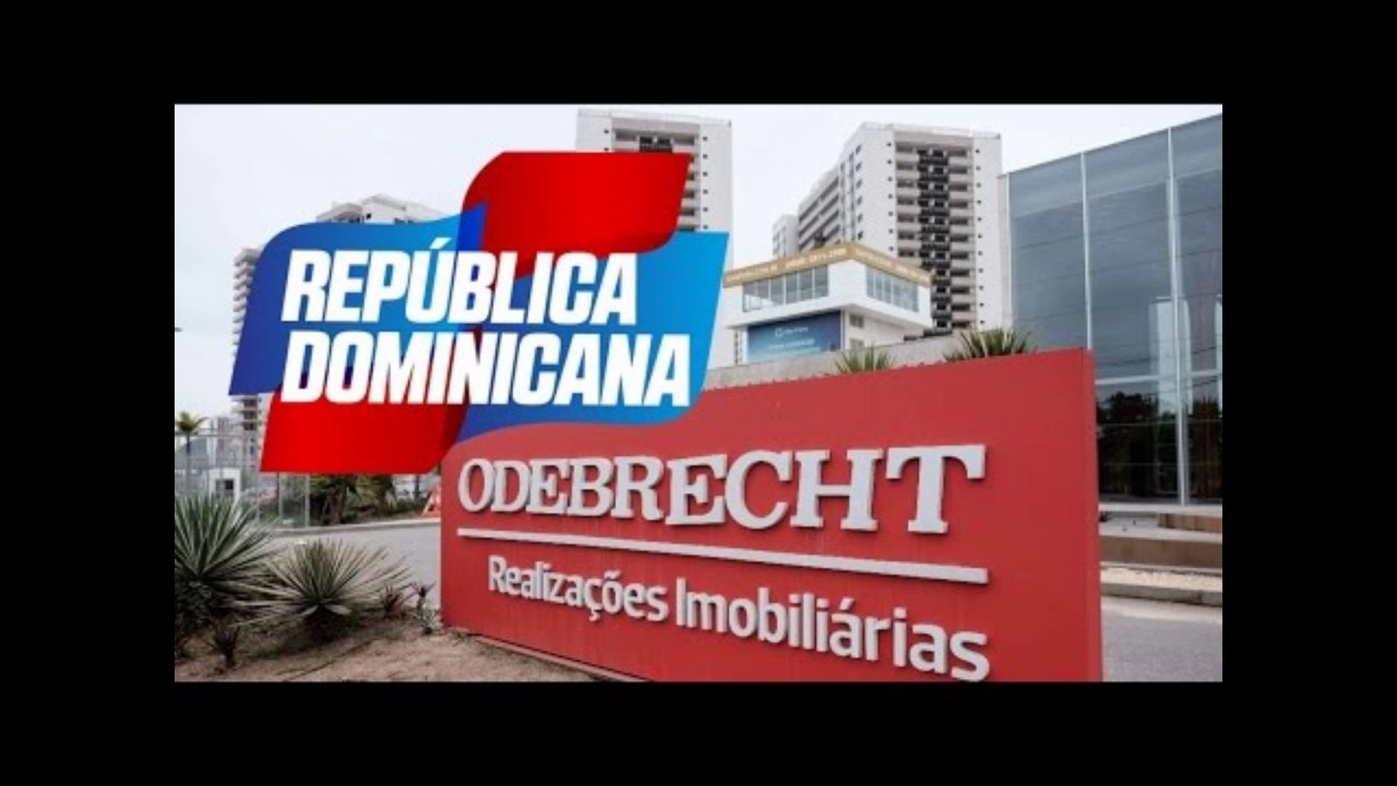 ¿Es la corrupción un problema cultural? Odebrecht en República Dominicana