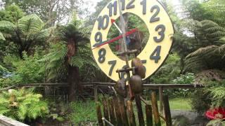 Pendulum Clock At The Waterworks