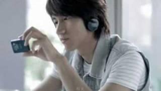 Jerry Yan@SonyMP3 ads