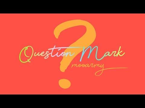 Mamamoo (마마무) - Question Mark (물음표) — [Color Coded In Han/Rom/Eng Lyrics]