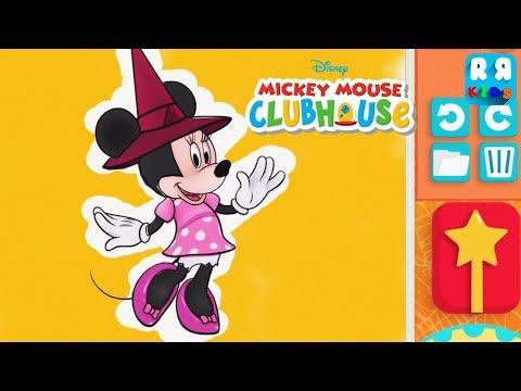 Disney 3D Cartoon Game