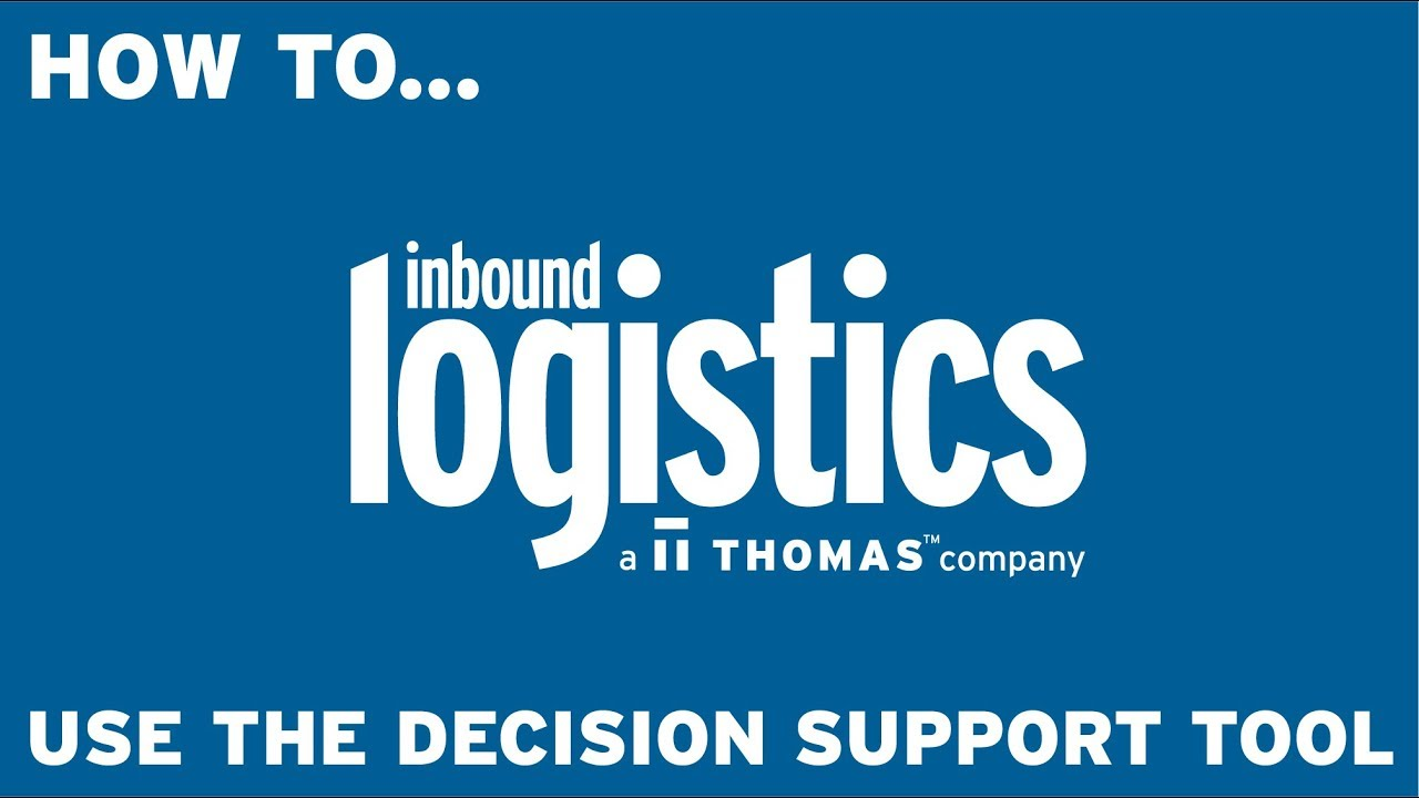 Find a Third-Party Logistics (3PL) Provider - Inbound Logistics