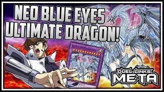 Neo Blue-Eyes Ultimate Dragon OTK! [Yu-Gi-Oh! Duel Links]
