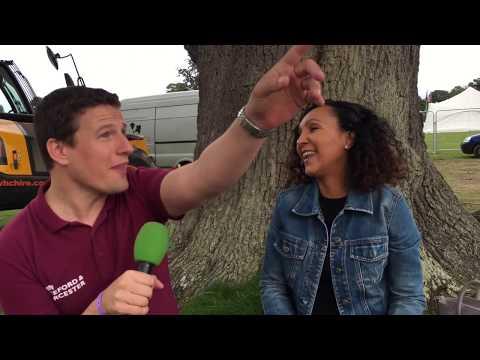 Rozalla Miller interviewed at Lakefest