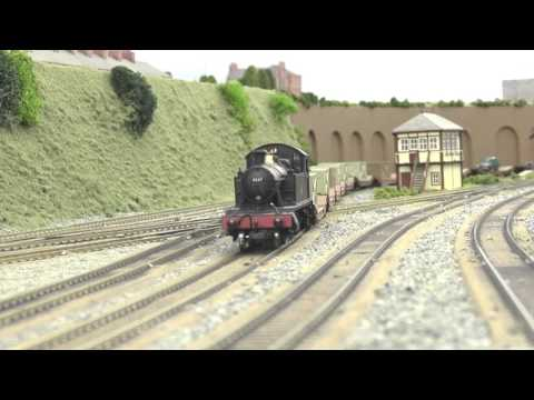 North East model railway - Mixed Traffic 6