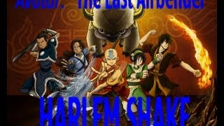 HARLEM SHAKE Version AVATAR THE LAST AIRBENDER (2013)
