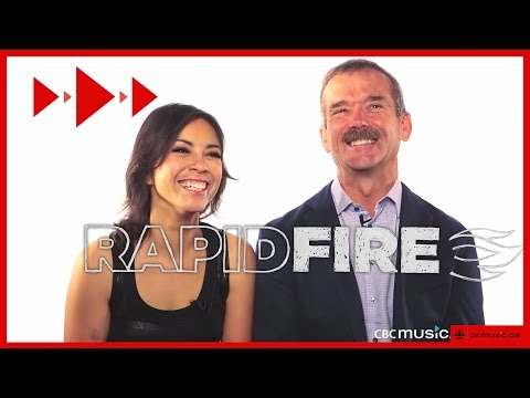 Chris Hadfield & Emm Gryner take CBC Music's 'Can-Con' questionnaire