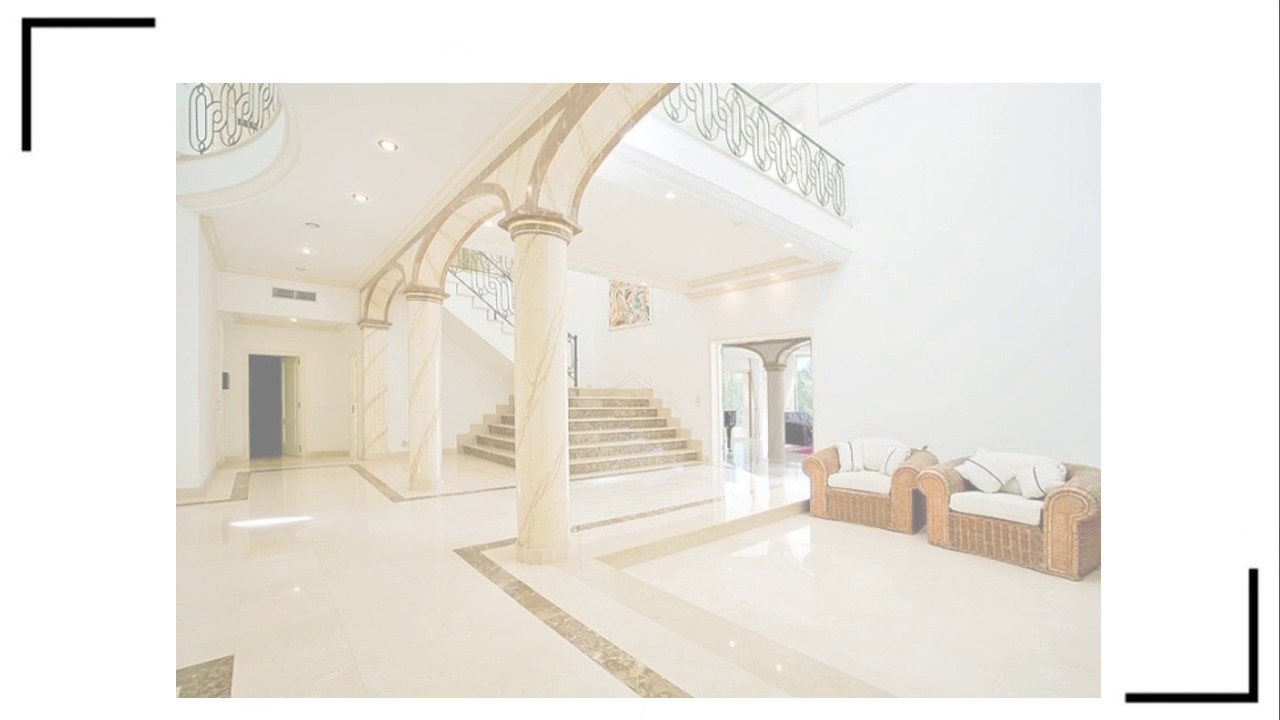Use of Crema Marfil Italian Marble for wall and and floor decoration ...