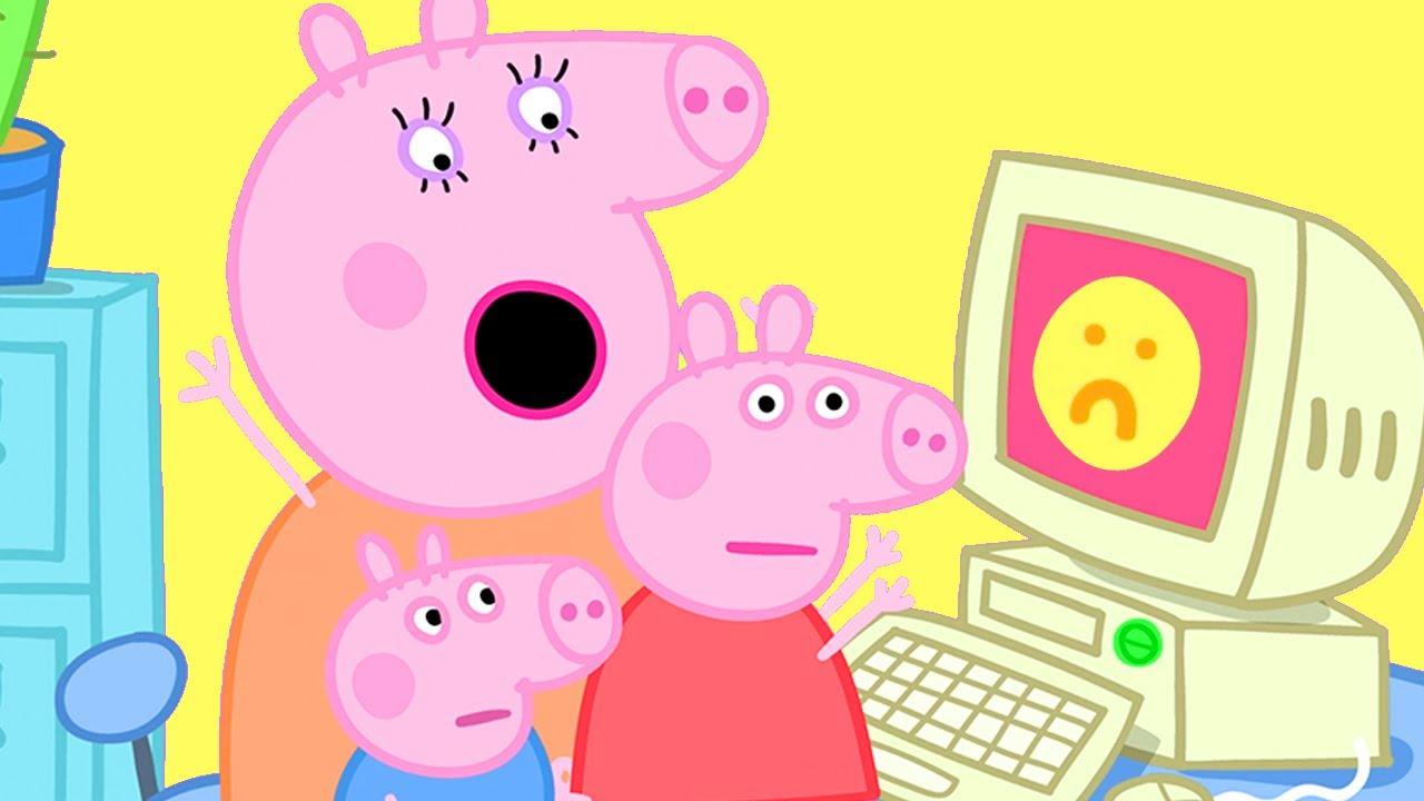 Peppa Pig en Español Episodios completos Juegos de computadora | Pepa la cerdita