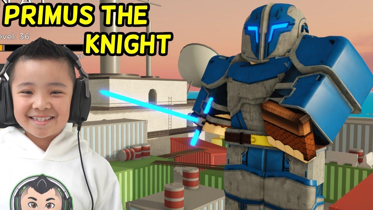 My NEW Primus Knight! CKN Gaming