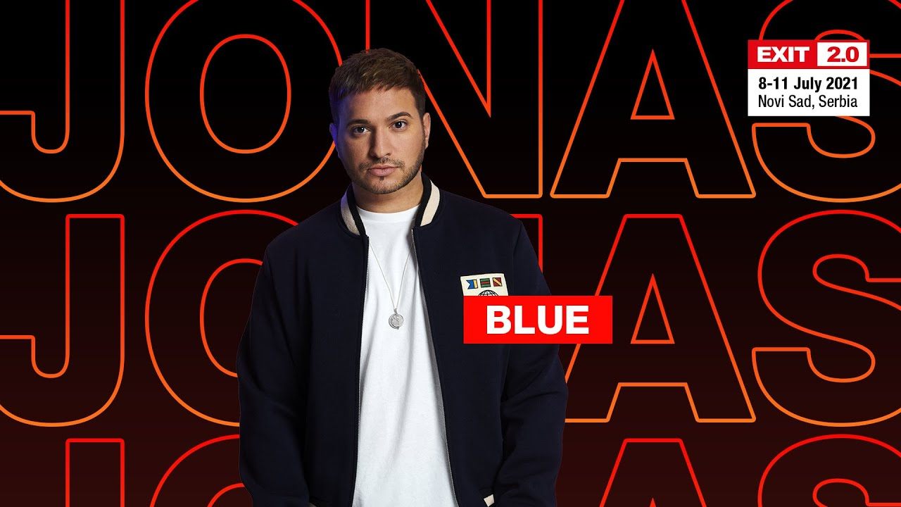 Multitalented Jonas Blue brings global hits | EXIT 20th anniversary 2021