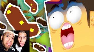 POOP GAME | Muddy Heights 2 | PrankBrosGames