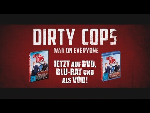 DIRTY COPS: WAR ON EVERYONE - jetzt auf DVD, Blu-ray und als VoD!