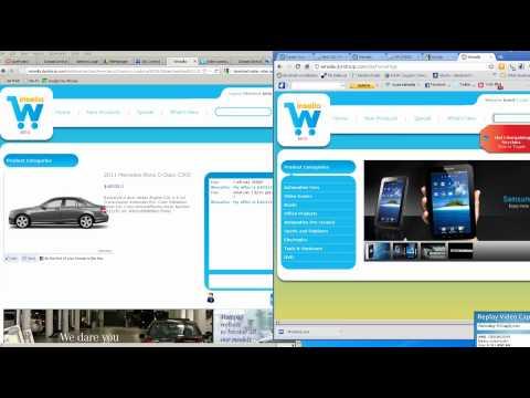Winsella AUTO demo with Merchant Intervention