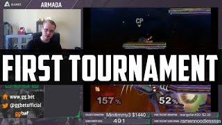 Video Armada's First Tournament Experience download MP3, 3GP, MP4, WEBM, AVI, FLV Agustus 2017
