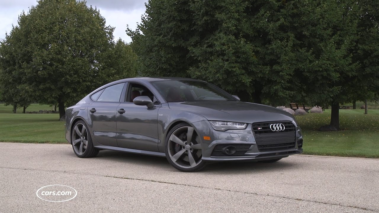2016 Audi S7 Review Youtube