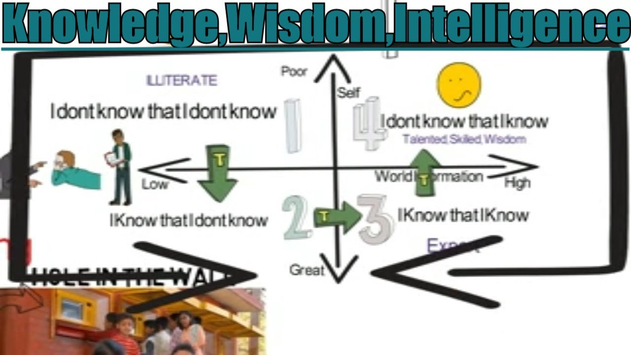 wisdom versus intelligence