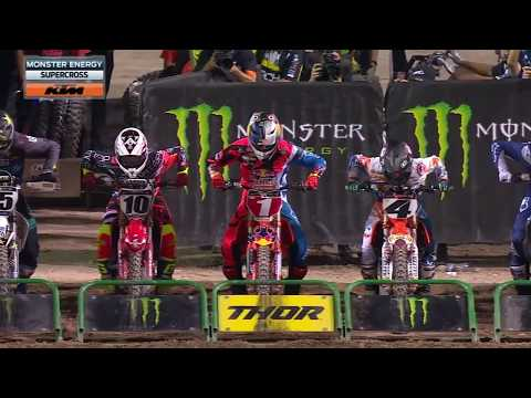 450SX Highlights: Las Vegas Finals - Monster Energy Supercross 2017