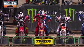 2017 FINALS 450SX Main in Las Vegas NV