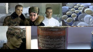 Ի՞նչ է ավելանալու զինվորներին հատկացվող սննդում և ի՞նչ է փոխվել նրանց  հանդերձանքում