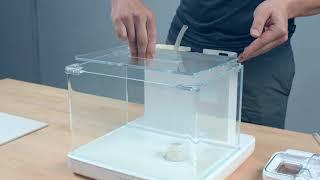 小山魚缸上蓋組裝影片