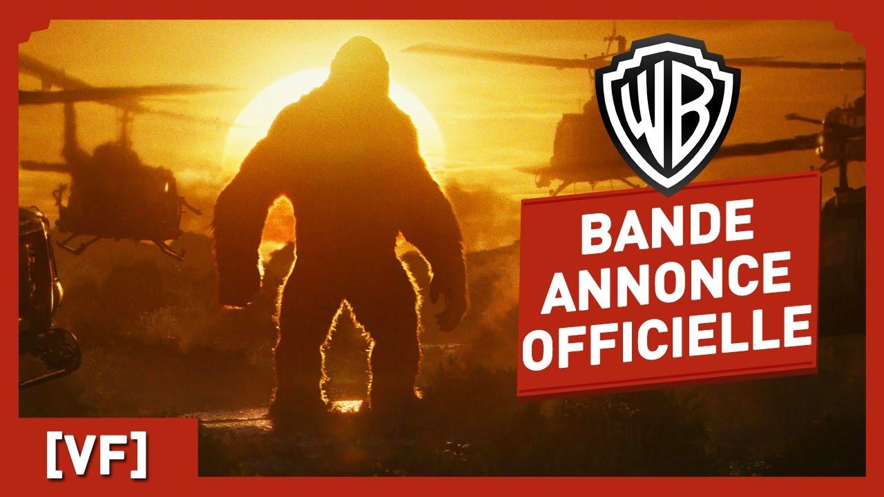 Kong Island Bande Annonce Vf