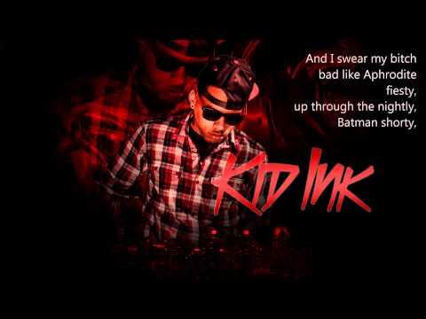 Kid Ink  La La La Lyrics HD