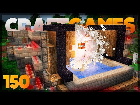 O NOVO SISTEMA EXPLOSIVO! - Craft Games 150