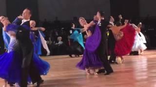 Igor Mikushov & Ekaterina Romashkina  USDC 2016  Waltz