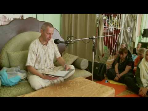 Бхагавад Гита 9.18 - Враджендра Кумар прабху