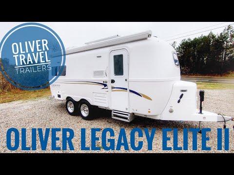 Oliver Legacy Elite II 2019 - Trailer Tour (182) - YouTube
