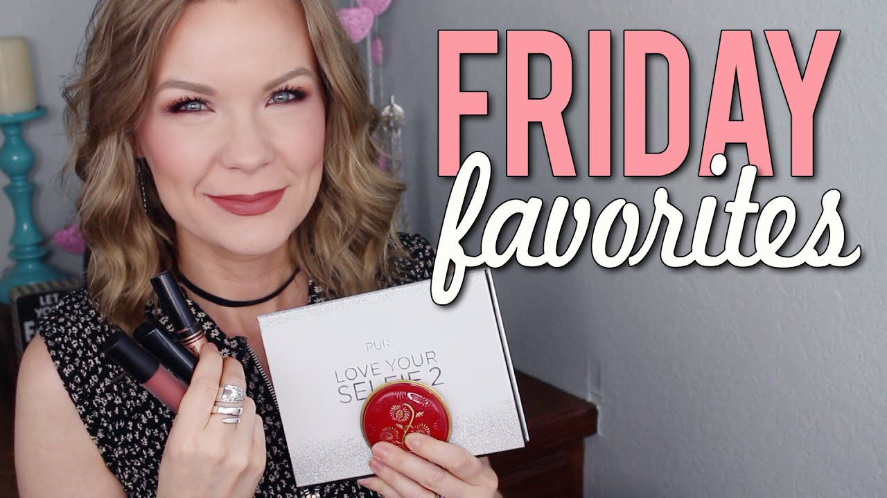 Friday Favorites 9 : Friday favorites fooeys pur cosmetics lorac bare