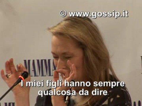 Meryl Streep, 'Mamma mia!'