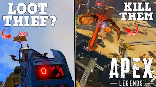 """Apex """"FLYERS"""" are Stealing LOOT! Everything you need to know about Flyers in Seaso ..."""