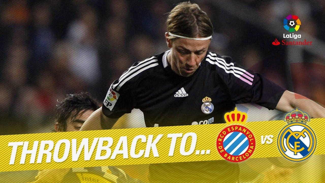 Resumen De Rcd Espanyol Vs Real Madrid 0 3 2009 2010