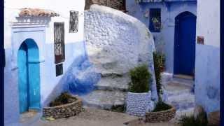 Maroc 2014 : CHEFCHAOUEN, cité de bleu et de blanc