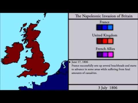 Alternate History | The Napoleonic Invasion of Britain Everyday | Sneak Peek