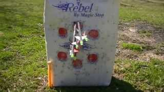 First Day Shooting a Compound Bow
