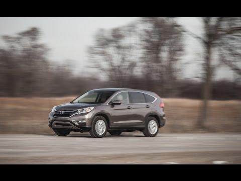 2015 Honda CR V EX FWD Performence