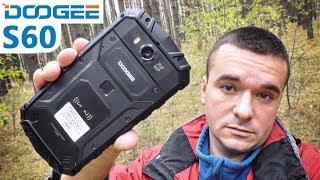 Doogee S60 - СМАРТФОН IP68 для РЫБАКОВ и АКТИВНЫХ ЛЮДЕЙ