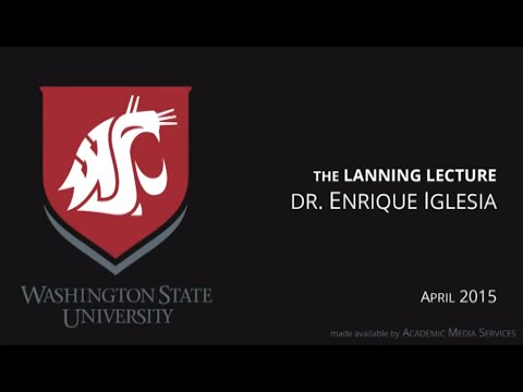 Lanning Lecture, April 2015 – Voiland College WSU