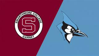 Swarthmore Baseball Highlights vs. Johns Hopkins in Centennial Championship (May 6, 2018)