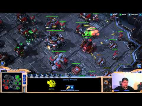 vs top30 gm terran Barcode with Morrow in the background