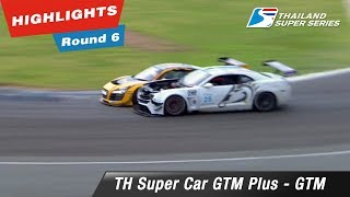 Highlights Thailand Super Car GTM Plus - GTM : Round 6 @Chang International Circuit