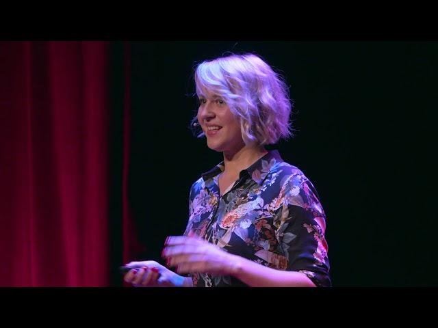 Upornost se isplati | Natalia Zielinska | TEDxZagrebWomen