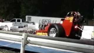 front engine dragster i 57 raceway benton il 08 11 12