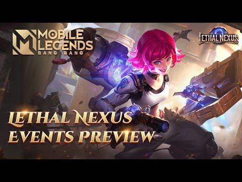 Lethal Nexus   Event Trailer   Mobile Legends: Bang Bang