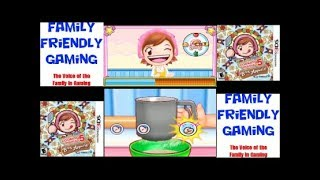 Cooking Mama 5 Bon Appetit! Apple Clafoutis