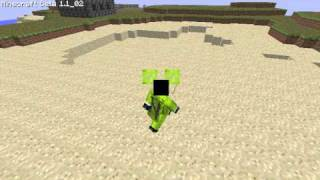 Ear like deadmau5 and notch cape in minecraft !